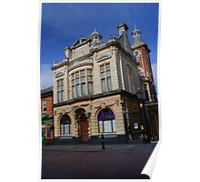 Medway Conservancy Offices - High Street, Rochester Poster