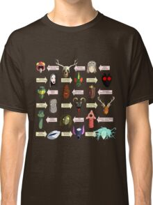 A Few Select Creatures Classic T-Shirt