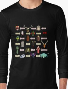 A Few Select Creatures Long Sleeve T-Shirt