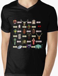 A Few Select Creatures Mens V-Neck T-Shirt