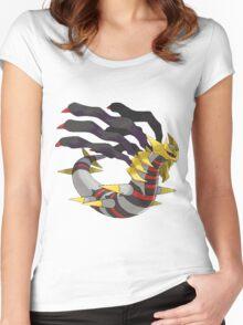 Giratina Women's Fitted Scoop T-Shirt