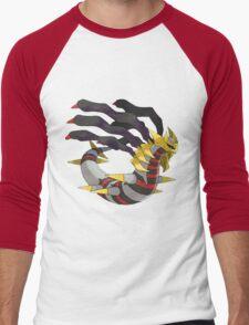 Giratina Men's Baseball ¾ T-Shirt