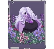 Flower Language - Amethyst iPad Case/Skin