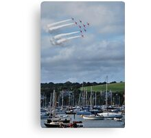 Falmouth Display Canvas Print