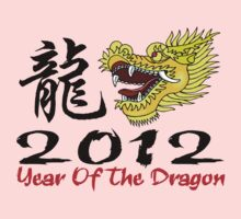 Year of The Dragon 2012 One Piece - Long Sleeve