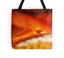 Reality of Firelight Tote Bag