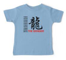 Chinese Zodiac Dragon Baby Tee