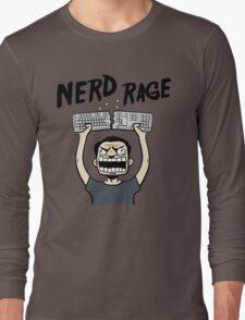Nerd Rage Long Sleeve T-Shirt