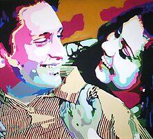 Naaz & Farhaan by JenHeathHenry