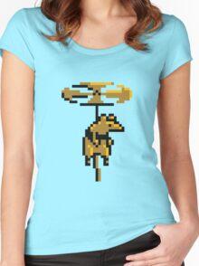 Propeller Rat Women's Fitted Scoop T-Shirt