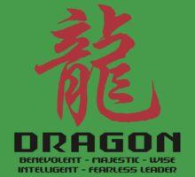 Chinese Zodiac Dragon Characteristics  Kids Clothes