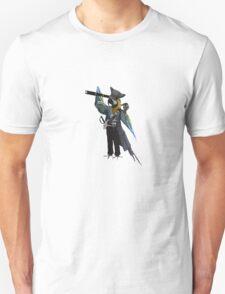 Parrots of the Caribbean v2  Unisex T-Shirt