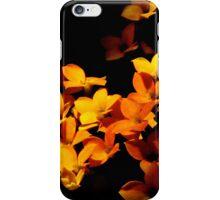 black&gold iPhone Case/Skin