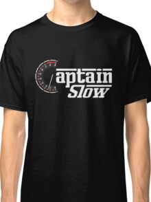 Top Gear - James May - Captain Slow Classic T-Shirt