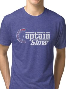 Top Gear - James May - Captain Slow Tri-blend T-Shirt