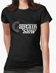 Top Gear - James May - Captain Slow Womens Fitted T-Shirt