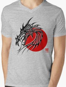 Year of The Dragon Mens V-Neck T-Shirt