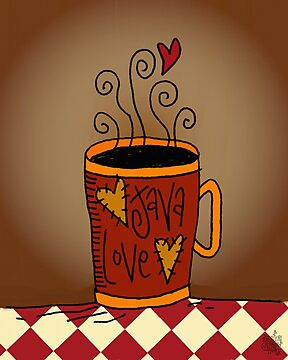 Java Love by JenHeathHenry