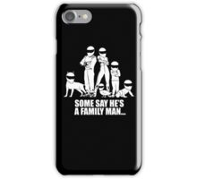 Top Gear - Some Say He's a Family Man... iPhone Case/Skin