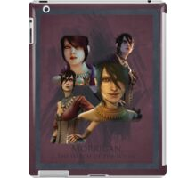 Morrigan: The Witch of the Wilds iPad Case/Skin