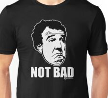 "Top Gear - Jeremy Clarkson ""Not Bad"" Unisex T-Shirt"