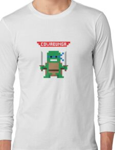 Leonardo Dude! Long Sleeve T-Shirt