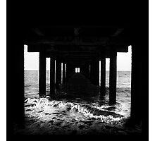 Beneath Photographic Print