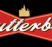 Butterbeer Sticker Sticker
