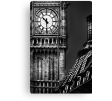 All in a Day's Work [Print & iPad Case] Canvas Print
