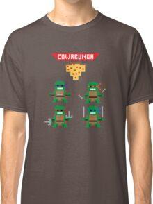 TMNT 8-bit Classic T-Shirt
