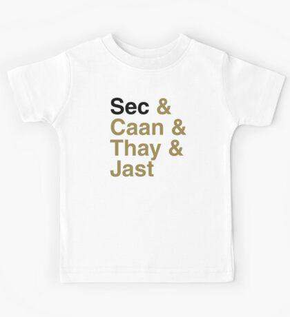 Cult of Skaro Band Tribute Shirt Kids Tee