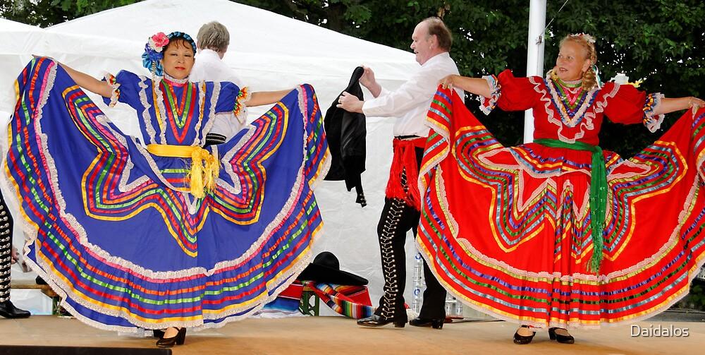 Viva Mexico by Daidalos