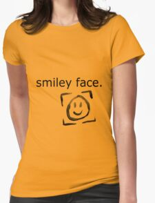 Smiley Face. T-Shirt
