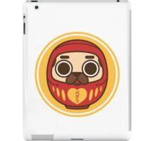 Puglie Daruma iPad Case/Skin