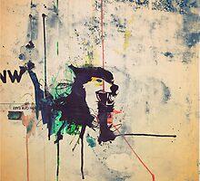 Wolf2 by justinrklein