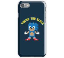 8Bit Sonic iPhone Case/Skin