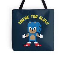 8Bit Sonic Tote Bag