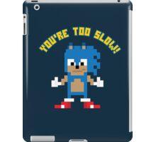 8Bit Sonic iPad Case/Skin