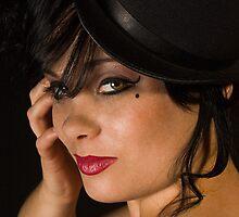 Kendra portrait by Erovisions Studio