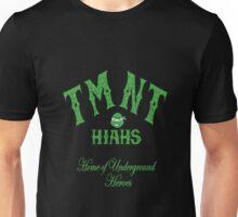 Home of Underground Heroes Unisex T-Shirt