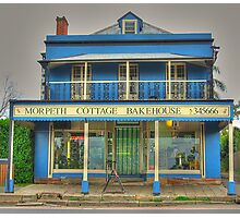 Morpeth Cottage Bakehouse Photographic Print