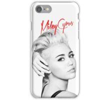 Miley Cyrus - Logo Design iPhone Case/Skin