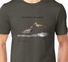 3 Shorebirds Unisex T-Shirt