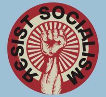 RESIST SOCIALISM by DAVID ROBERT WOOTEN