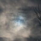 Moon & Clouds by AnnDixon