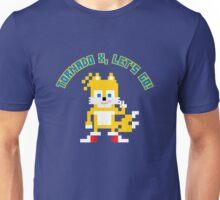 8Bit Tails Unisex T-Shirt