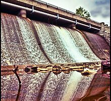 Price Lake Spillway by RayDevlin