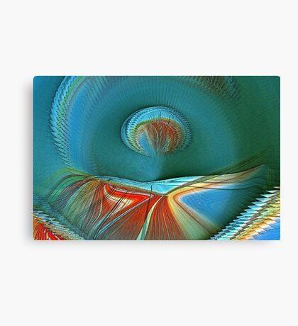 Desert Patina Canvas Print