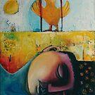 Waiting for News by Saren Dobkins