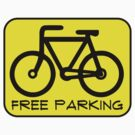 Free Parking by bikepath